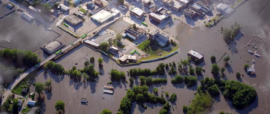 Peterborough, ON commercial storm cleanup